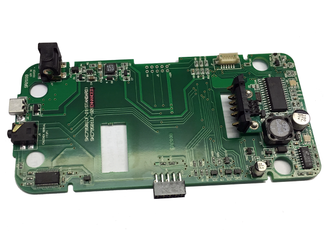 Printed Circuit Boards (PCB) Design and Assembly in the United States