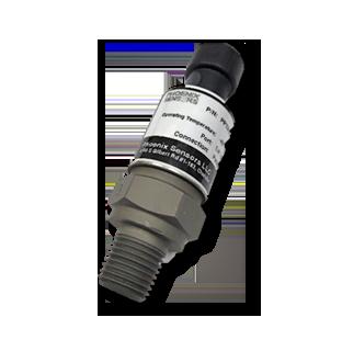 High Temperature Low Pressure Sensor