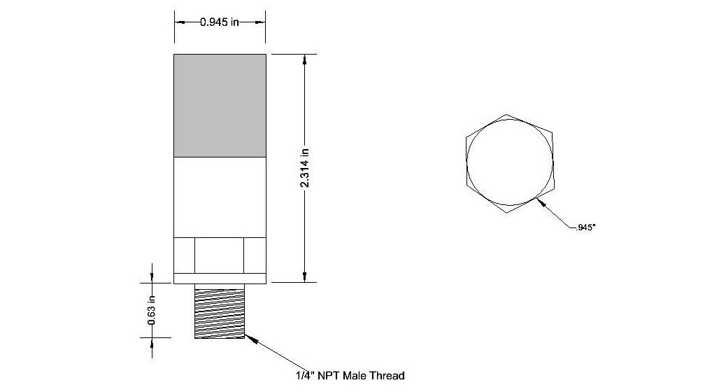 Wireless Pressure Sensor WEPS02 Bluetooth Data Collection