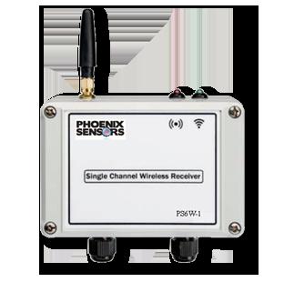 Wireless Pressure Data Receiver for WEPS06 Pressure transducer