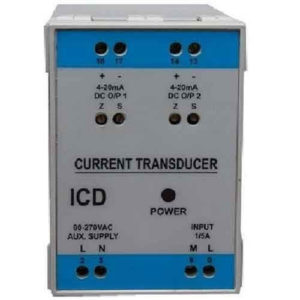 Current Transducer – Measurements Wireless Current Meter Sensor