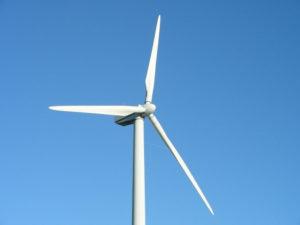 wind turbine monitoring with wireless accelerometer sensor