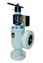 Automated Oil/Gas Valves | Pressure Sensor